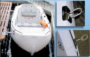 Weaver Inflatable Boat Snap Davit